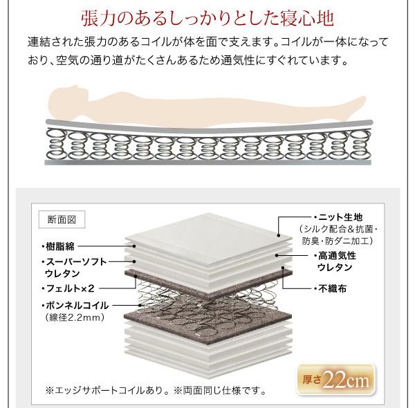 フロアローベッド【Makati】マカティ:商品説明21