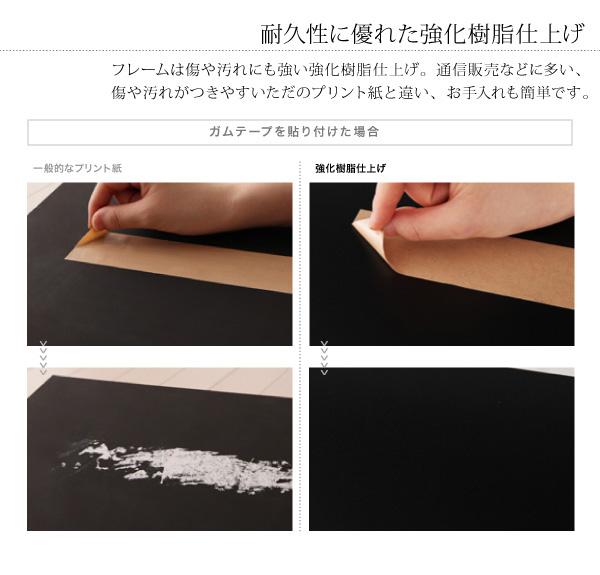シンプルモダンデザインフロアローステージベッド Renita レニータ:商品説明11