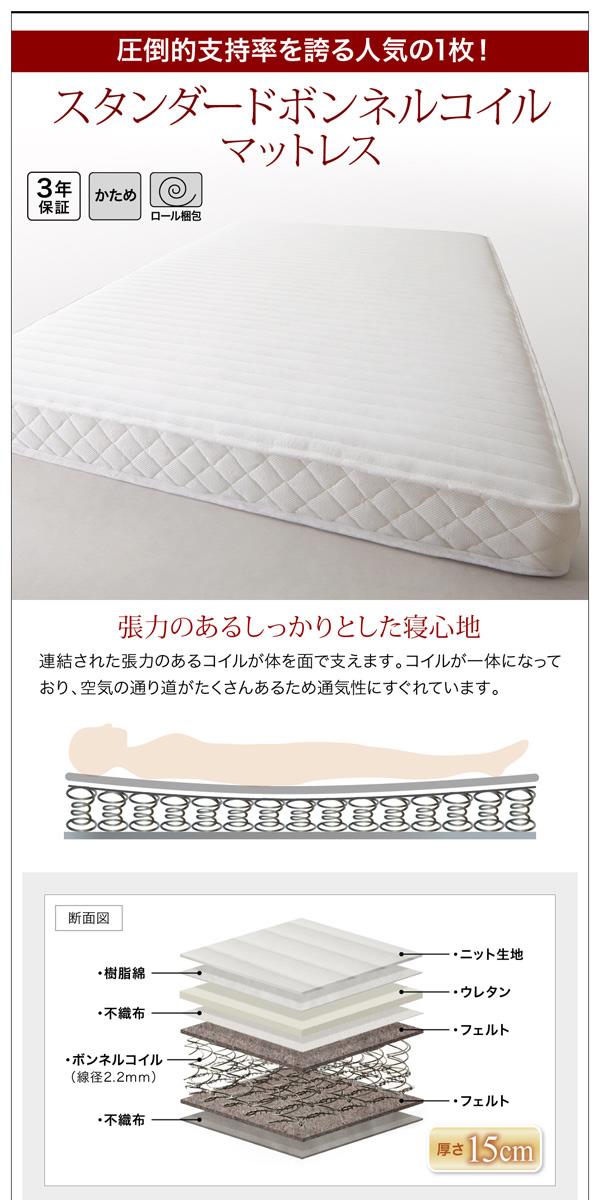 国産収納ベッド【Rhino】ライノ:商品説明21