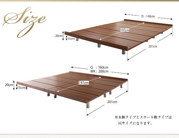 デザインボードベッド【Bibury】ビブリー:商品説明17