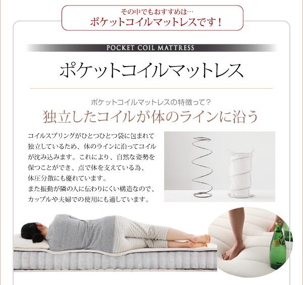 ハイヘッドデザインすのこベッド【Brat】ブラート:商品説明23