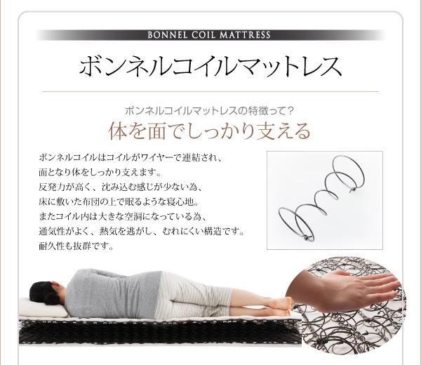 ハイヘッドデザインすのこベッド【Brat】ブラート:商品説明27
