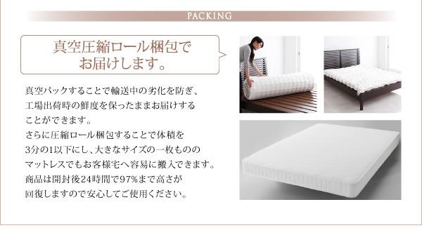 ハイヘッドデザインすのこベッド【Brat】ブラート:商品説明30