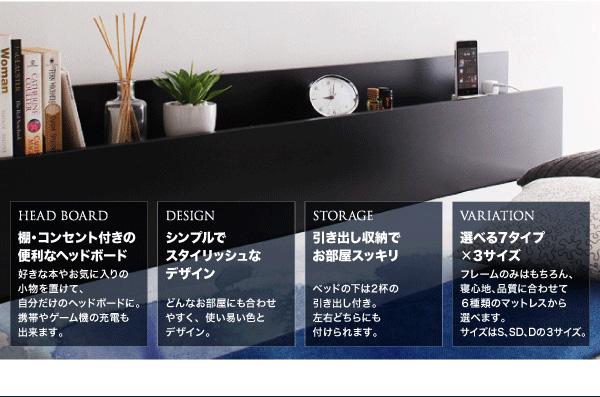 収納ベッド【Bscudo】ビスクード:商品説明2