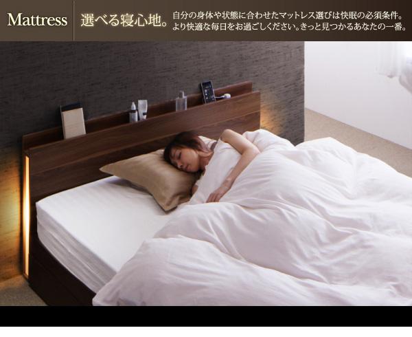 シンプルモダンデザイン・収納ベッド【Cozy Moon】コージームーン 商品説明画像:14