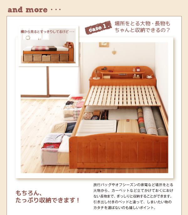 天然木すのこベッド【Days.】デイズ:商品説明9