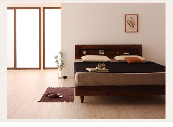 デザインすのこベッド【Kleinod】クライノート:商品説明2