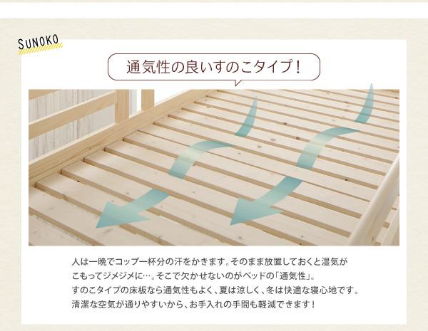 ハンモック付ロフトベッド【Hammox】ハンモックス:商品説明16