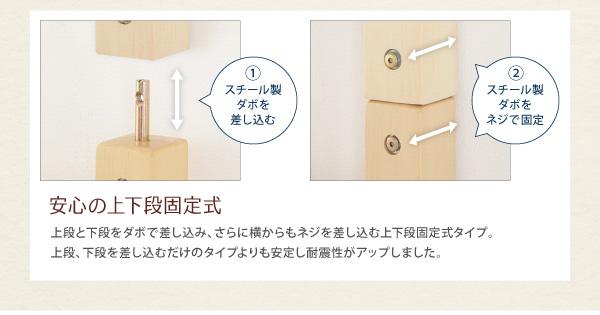 ハンモック付ロフトベッド【Hammox】ハンモックス:商品説明19