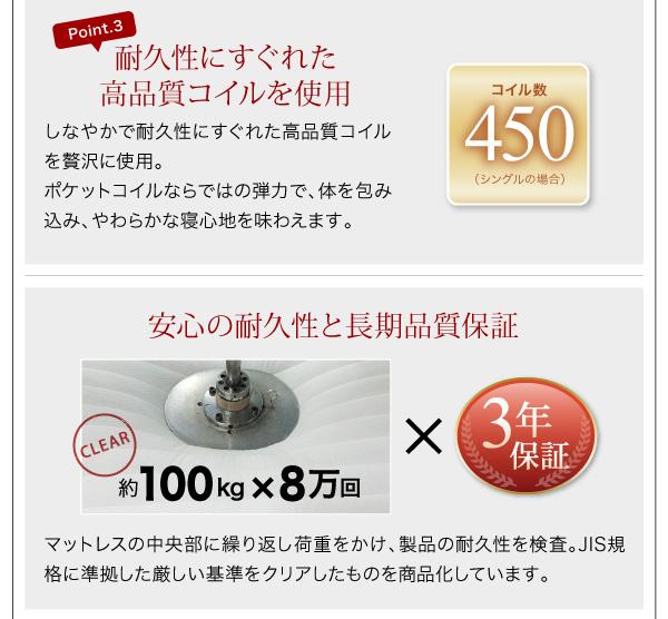 頑丈天然木すのこベッド【ishuruto】イシュルト:商品説明22