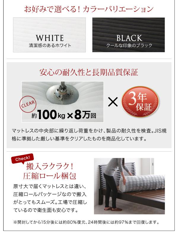 頑丈天然木すのこベッド【ishuruto】イシュルト:商品説明26