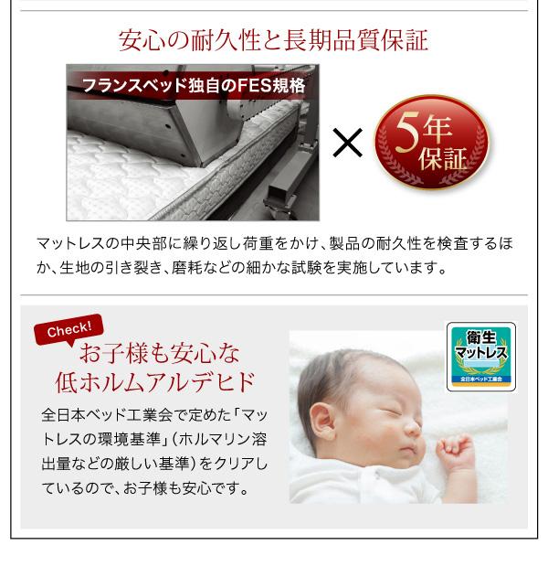 頑丈天然木すのこベッド【ishuruto】イシュルト:商品説明38
