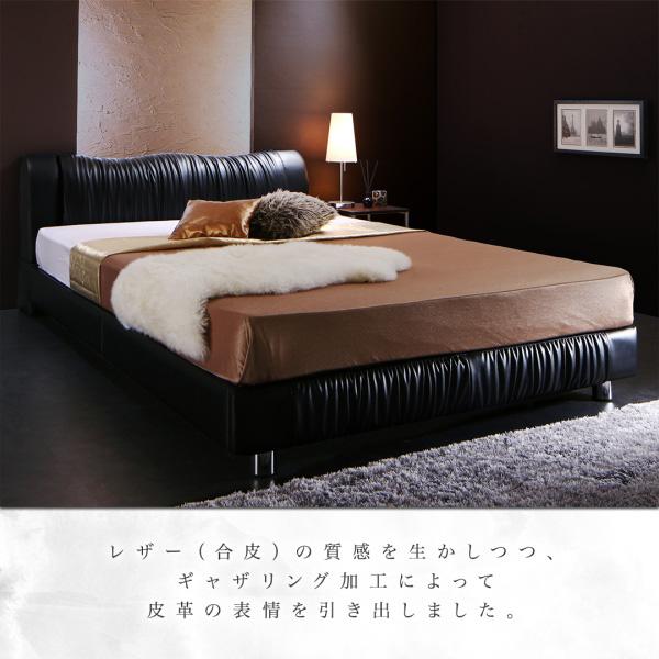 モダンデザインベッド【Wolsey】ウォルジー:商品説明3