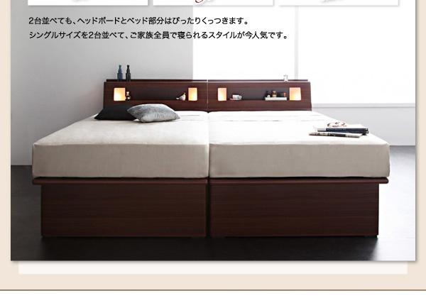 ガス圧式跳ね上げ収納ベッド【Cyrus】サイロス:商品説明24