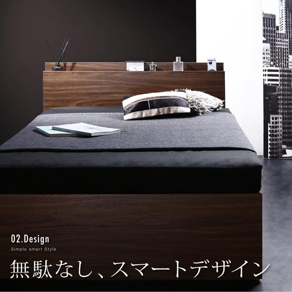跳ね上げ式ベッド【Novia】ノービア:商品説明9