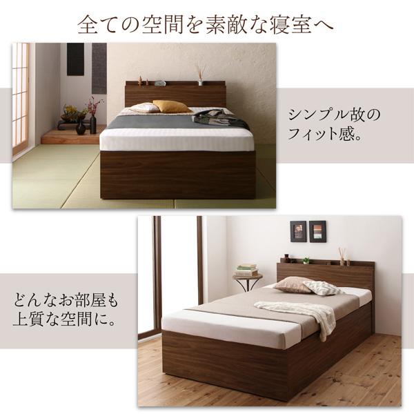 跳ね上げ式ベッド【Ostade】オスターデ:商品説明9