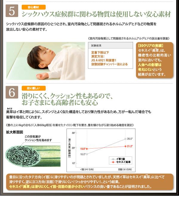 大容量畳跳ね上げベッド【Sagesse】サジェス:商品説明10