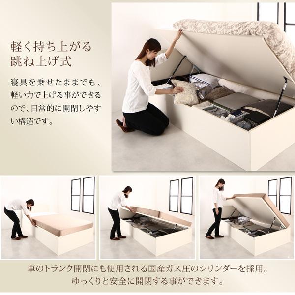 跳ね上げベッド【Salomon】サロモン:商品説明4
