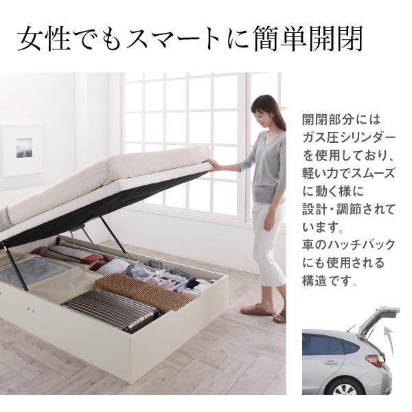 跳ね上げ式ベッド【WEISEL】ヴァイゼル:商品説明6